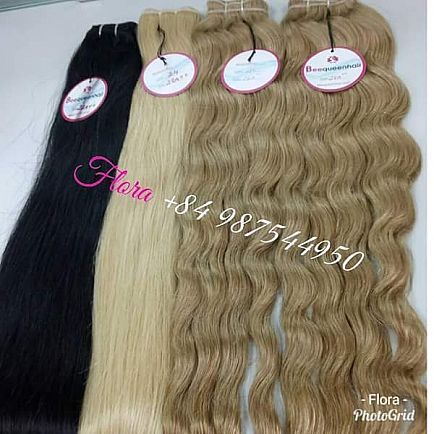 ad human hair extensions