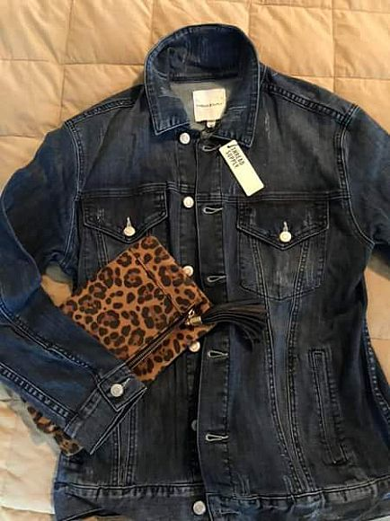 ad thread and supply jean jacket