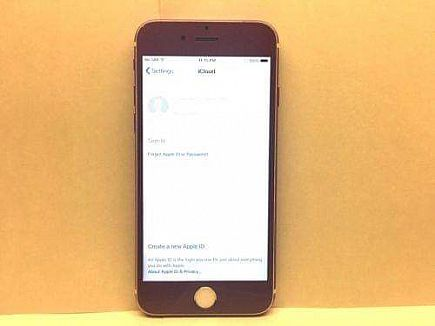 ad custom iphone 6 16 gb full purple factory unlocked any sim