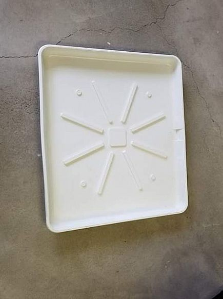 ad oversized kenmore washer tray
