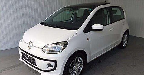 ad vw up! sky