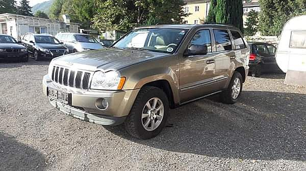 ad jeep grand cherokee 3.0 v6 crd