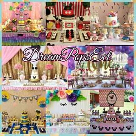 ad i have dessert tables in any theme