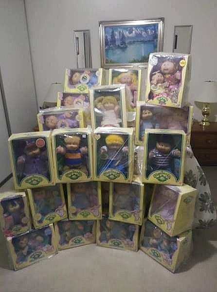 ad cabbage patch dolls