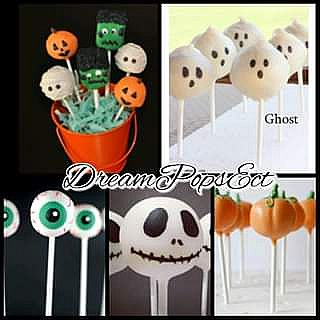 ad cake pops for halloween