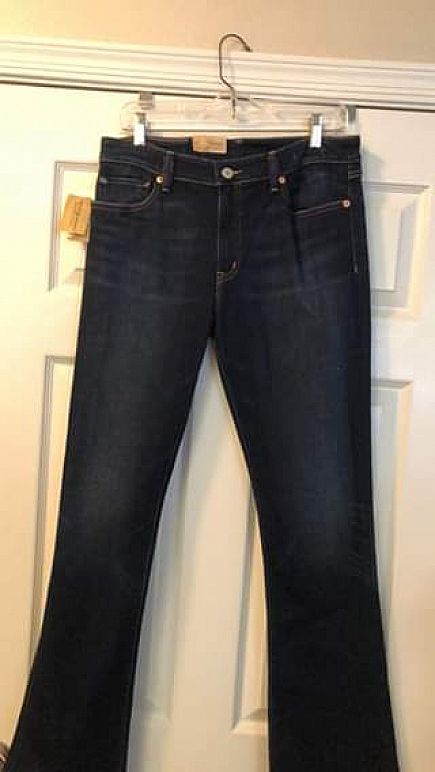 ad new ralph l bootcut jeans