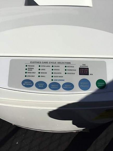 ad ge portable washer & dryer
