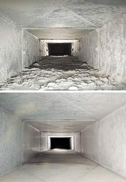ad air ducts and vents cleaning an appointment....