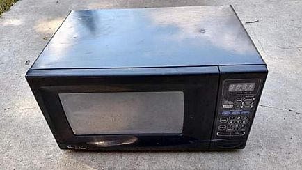 ad small microwave