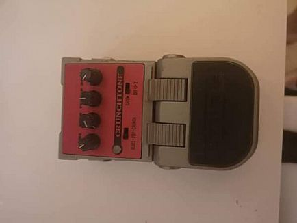 ad line 6 crunchtone effects pedal