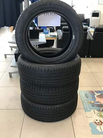ad 4 tires brand new