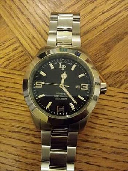 ad lucien piccard mens watch
