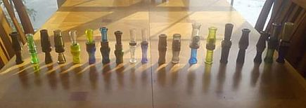 ad duck and goose calls