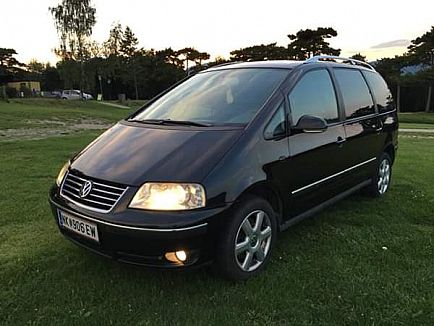 ad vw sharan 1.9tdi business