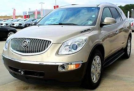 ad 2011 beautiful buick enclave cxl 3rd row super loaded excellent condition