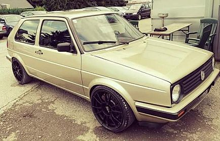 ad golf 2 vr6 turbo r31