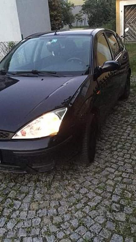ad ford focus mit pickerl!!!
