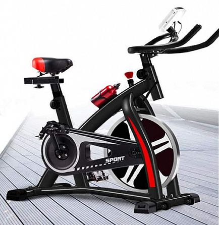 ad toyzor.com - exercise bike - indoor cycling bicycle - cardio workout
