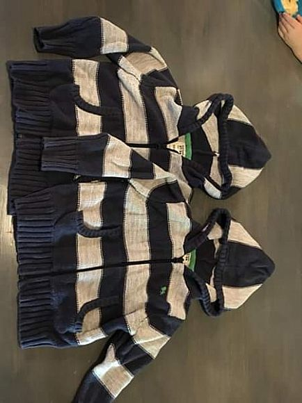 ad twin matching sets - 2t boy long sleeve