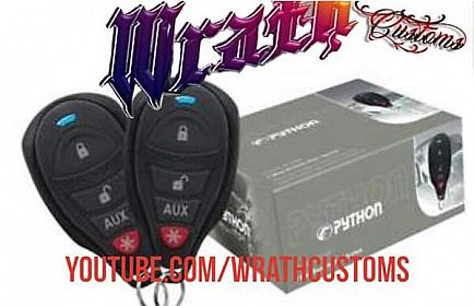 ad remote starter $100 special