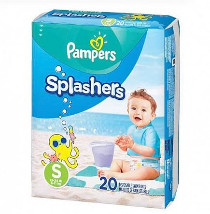 ad pampers splashers swim diapers