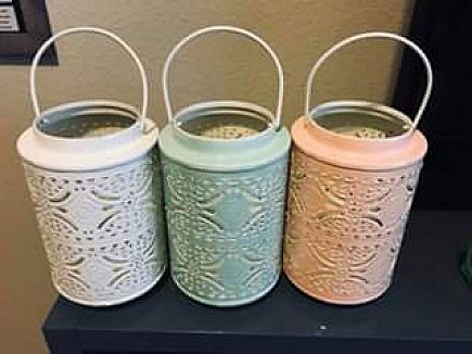 ad ceramic lanterns