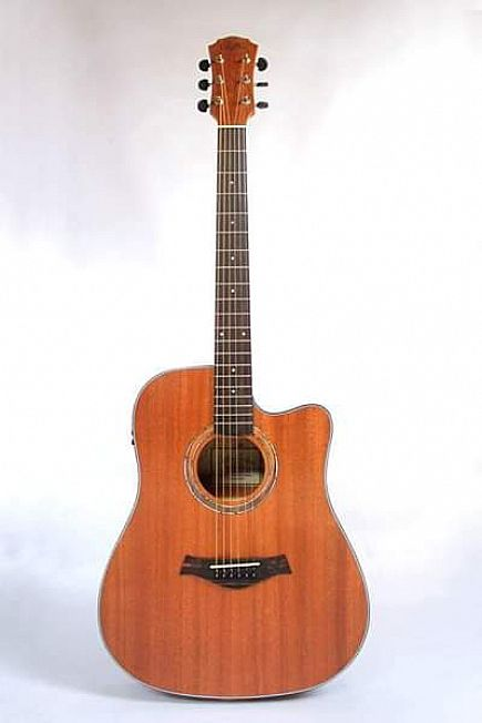 ad for sale clifton acoustic guitar with pick up