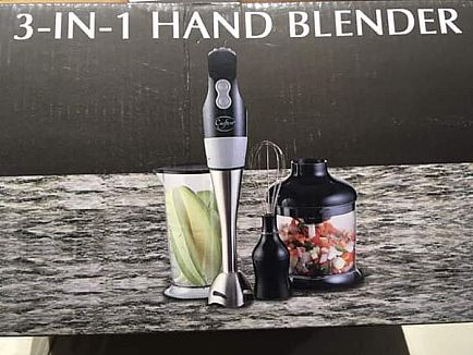 ad 3-in-1 hand blender