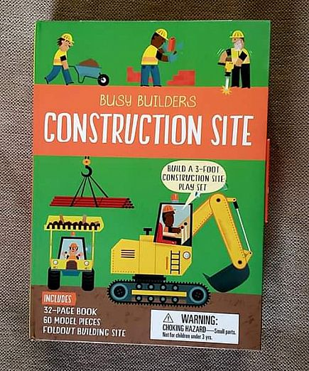 ad kids construction site kit