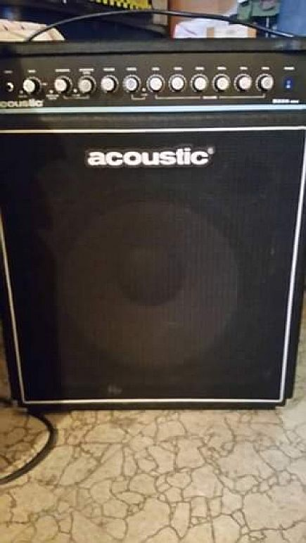 ad bass amp acoustic 200 mk11