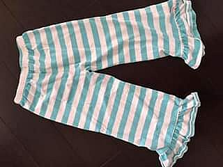 ad lolly doodle knit ruffle pants