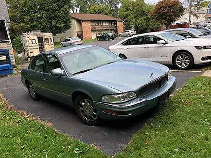 ad 2004 buick park avenue · sedan 4d