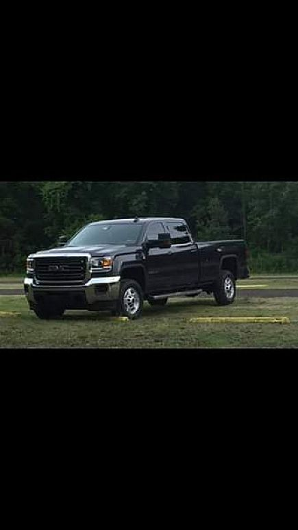 ad 2016 gmc sierra 2500 hd crew cab · sle pickup 4d 8 ft