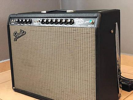 ad fende twin reverb amp