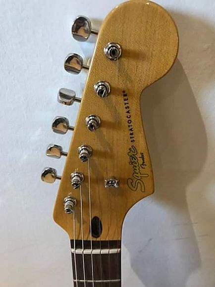 ad fender classic vibe 60's stratocaster