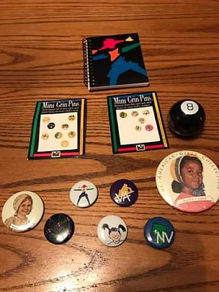 ad american girl buttons