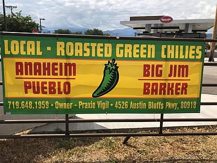 ad roasted pueblo green chile