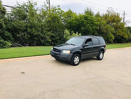 ad 2004 ford escape · xlt sport utility 4d