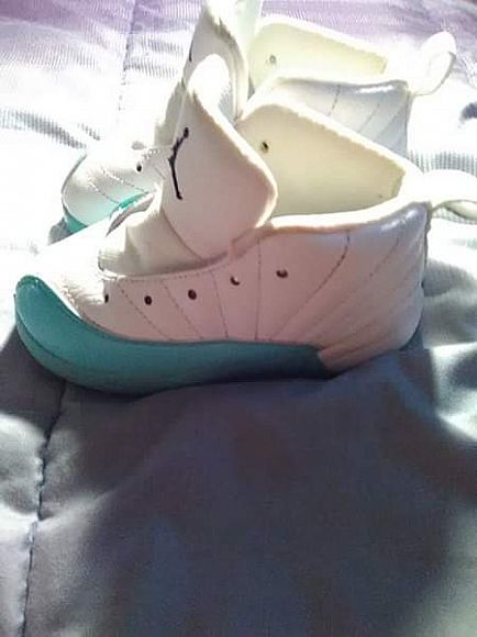 ad teal toddler retro 12s