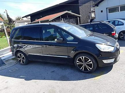 ad ford galaxy 2.0 d automatic titanum 2012