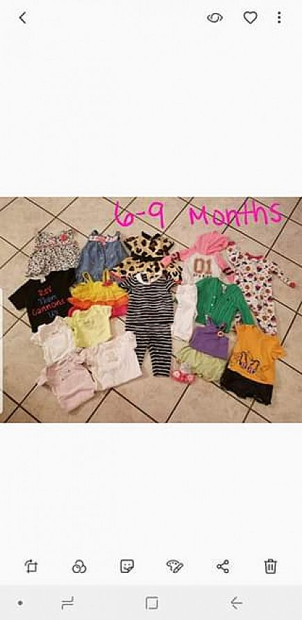 ad 6-9 month lot