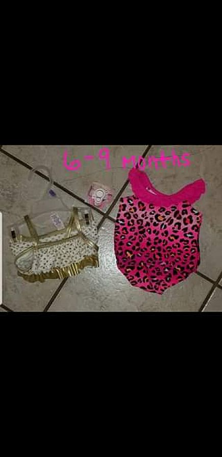 ad 6-9 month bathing suits!