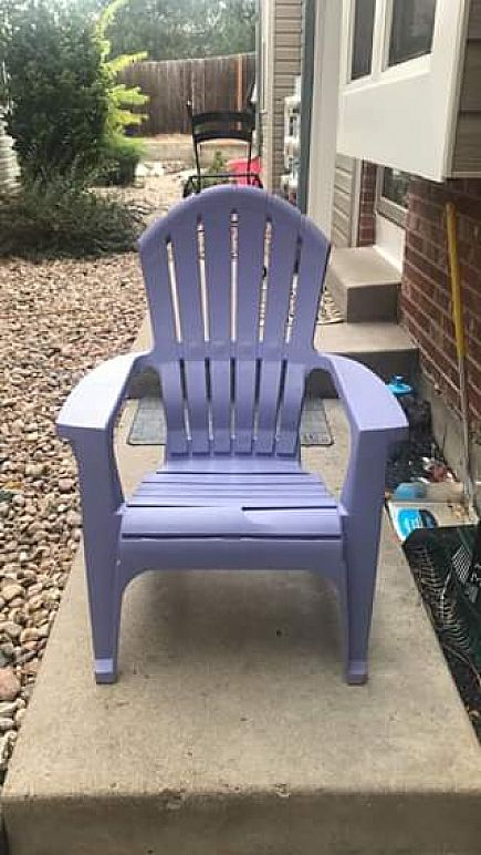 ad outdoor lounge chair