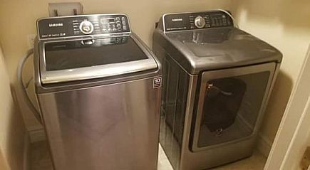 ad samsung washer and dryer