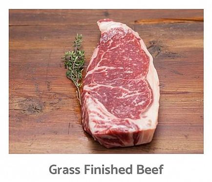 ad all natural grass fed beef, lamb and chicken