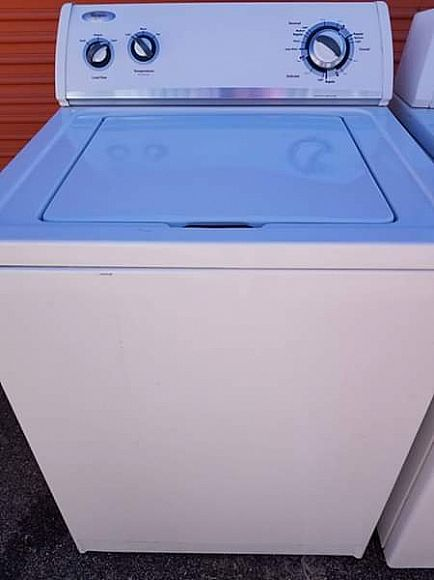 ad whirlpool washer for sale