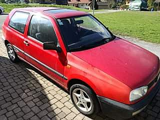 ad vw golf 3