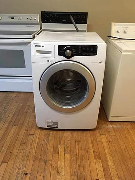 ad samsung front load washer