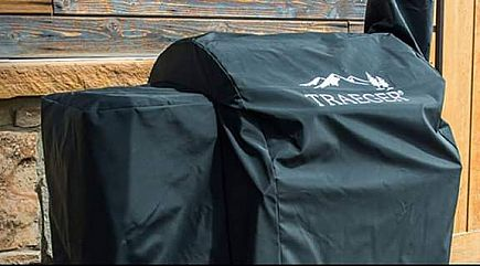 ad traeger full length grill cover 20 series all weather year round protection *new