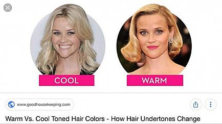 ad free haircolor by professional
